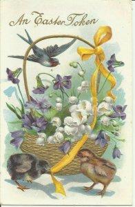 An Easter Token    EMBOSSED