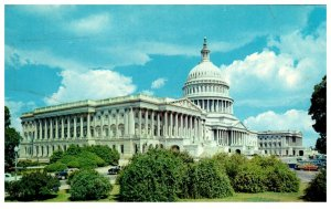 1960's The United State Capitol Washington D.C. PC1976