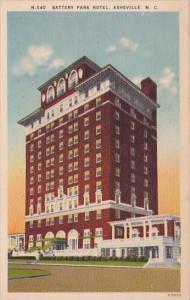 Battery Park Hotel Asheville North Carolina