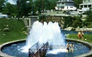 The Fountain  Lake Hopatcong NJ Unused