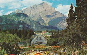 Canada Alberta Banff 1968