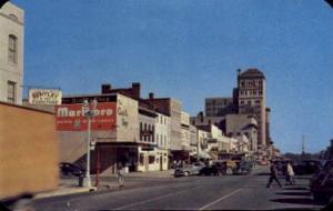 Broad St. Augusta GA Unused