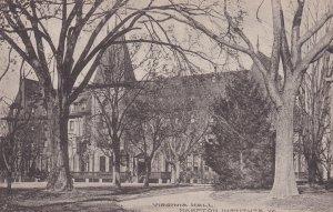 Virginia Hall , Hampton Institute , HAMPTON , Virginia , 00-10s