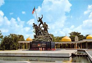 National Monument - Kuala Lumpur