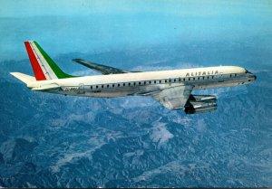 Alitalia Douglas DC-8/62
