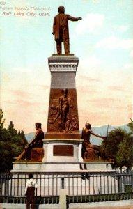 Utah Salt Lake City Brigham Young's Monument