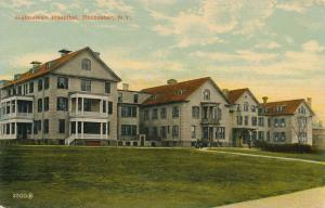 Hahneman Hospital, Rochester, New York - DB