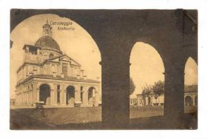 santuario, Caravaggio, Bergamo, Lombardia, Italy, PU-1924