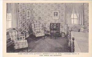 Michigan Dearborn Guest Room The Dearborn Inn Albertype