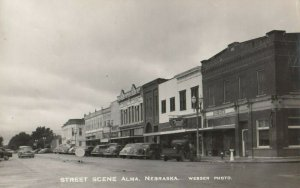 RP: ALMA , Nebraska, 1952 ; Street View
