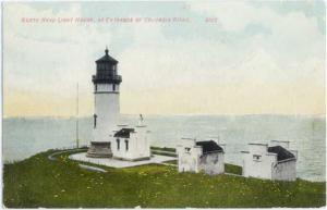D/B of North Head Lighthouse North Head Washington WA