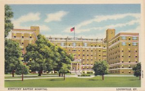 LOUISVILLE , Kentucky , 1930-40s KY Baptist Hospital