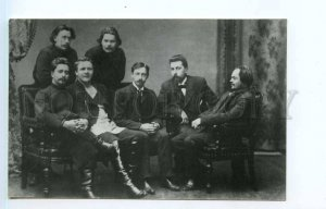 253799 GORKY WRITER Andreev Chaliapin Bunin Skitalets