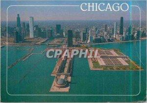 Modern Postcard Chicago