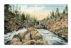 Head Gates Rapids,Deschutes Irrigation Canal,OR 1911 PU