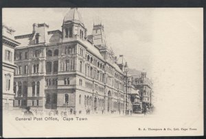 South Africa Postcard - General Post Office, Cape Town    T2896