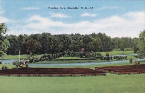 Freedom Park, CHARLOTTE, North Carolina, 30-40s