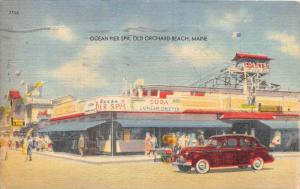 Maine Old Orchard Beach , Ocean Pier Spa