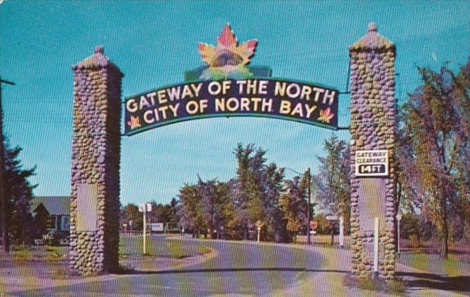Canada North Bay The Gateway Of The North