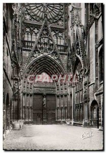 Modern Postcard Rouen Cathedral Court Booksellers