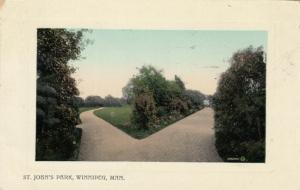 WINNIPEG , Manitoba , 1909 ; St John's Park