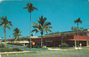 Silver Swan Resort Motel Pool Fort Lauderdale Florida 1969