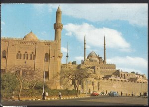 Egypt Postcard - Cairo - The Mohamed Aly Mosque    B3065