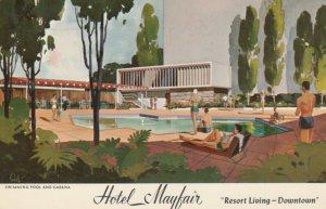 LOS ANGELES , California , 1950-60s Hotel Mayfair