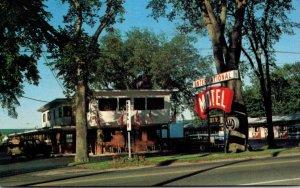 Maine Calais International Motel