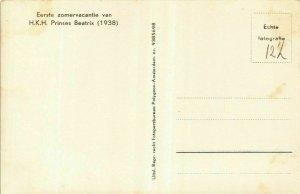 CPA AK H.K.H.Prinses Beatrix DUTCH ROYALTY (747016)