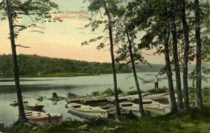 CT - Middlebury. Lake Quassapaug
