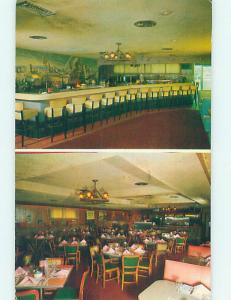 Pre-1980 FIRESIDE STEAK RANCH RESTAURANT Fort Lauderdale Florida FL L0120