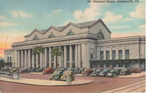 US    PC2154 TERMINAL STATION, JACKSONVILE, FL
