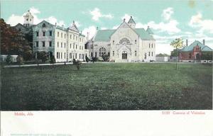 UND/B Convent of Visitation Mobile Alabama AL