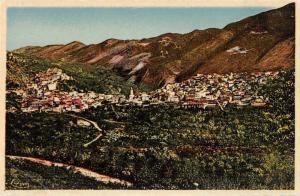 Meknes Morocco Moulay Idriss Ville Sainte Antique Postcard J61453