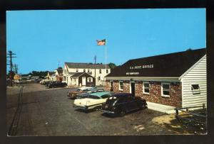 West Yarmouth, Massachusetts/Mass/MA Postcard, Shopping Center, Cape Cod,1960's?