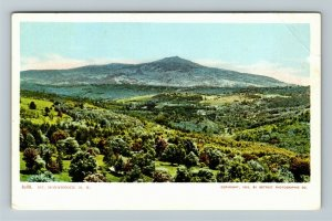 Mt Monadnock NH-New Hampshire, Scenic View, Vintage Postcard