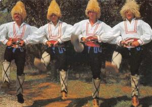 Serbia Crna Trava, Folklor of Peoples of Yugoslavia, Ethno Dance Costumes Band