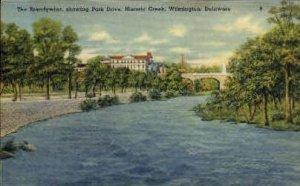 Brandywine River - Wilmington, Delaware DE