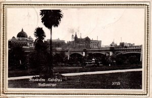 Snowden Gardens,Melbourne,Australia BIN