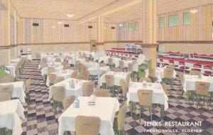 Florida Jacksonville Jenks Restaurant