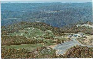 Air View Pipestem State Park Pipestem West Virginia WV