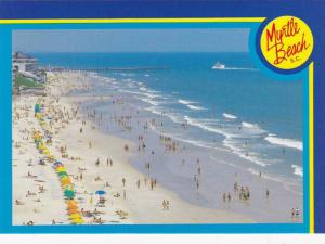Scenic Greetings from Myrtle Beach,  South Carolina,  50-70s