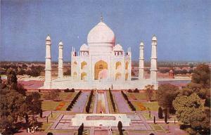 Agra India Taj Mahal Agra Taj Mahal