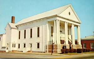 Maryland Pocomoke City Bethany Methodist Church