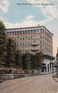Basin Park Hotel Eureka Springs Arkansas 1914