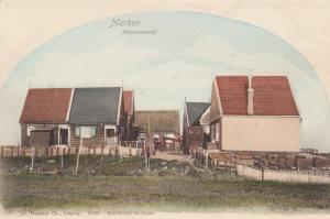 Marken (North Holland), Netherlands, 1890s ; Moenenswerf
