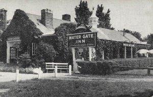 Water Gate Inn Restaurant Advertising Vintage Washington DC  P215