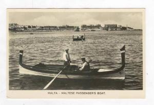 RP: MALTA - Maltese Passenger's Boat, 1910-30s