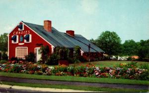Massachusetts Danvers Home Of Putnam Pantry Candies